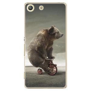 Plastové pouzdro iSaprio Bear 01 na mobil Sony Xperia M5
