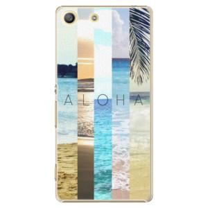 Plastové pouzdro iSaprio Aloha 02 na mobil Sony Xperia M5