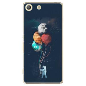 Plastové pouzdro iSaprio Balloons 02 na mobil Sony Xperia M5