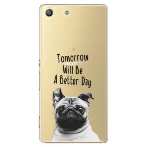 Plastové pouzdro iSaprio Better Day 01 na mobil Sony Xperia M5