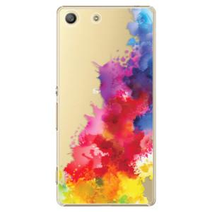 Plastové pouzdro iSaprio Color Splash 01 na mobil Sony Xperia M5