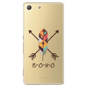 Plastové pouzdro iSaprio BOHO na mobil Sony Xperia M5
