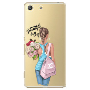 Plastové pouzdro iSaprio Beautiful Day na mobil Sony Xperia M5