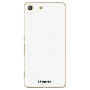 Plastové pouzdro iSaprio 4Pure bílé na mobil Sony Xperia M5