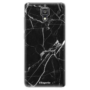 Plastové pouzdro iSaprio Black Marble 18 na mobil Xiaomi Mi4
