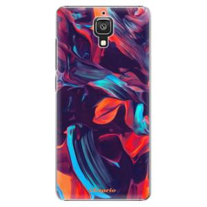 Plastové pouzdro iSaprio Color Marble 19 na mobil Xiaomi Mi4