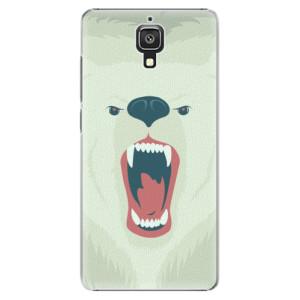 Plastové pouzdro iSaprio Angry Bear na mobil Xiaomi Mi4