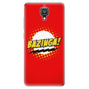 Plastové pouzdro iSaprio Bazinga 01 na mobil Xiaomi Mi4