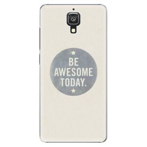 Plastové pouzdro iSaprio Awesome 02 na mobil Xiaomi Mi4