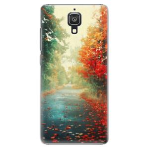 Plastové pouzdro iSaprio Autumn 03 na mobil Xiaomi Mi4