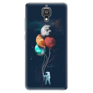 Plastové pouzdro iSaprio Balloons 02 na mobil Xiaomi Mi4