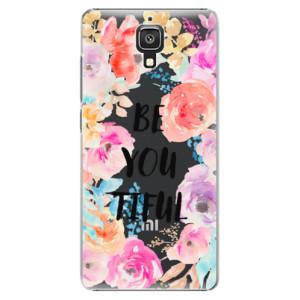 Plastové pouzdro iSaprio BeYouTiful na mobil Xiaomi Mi4