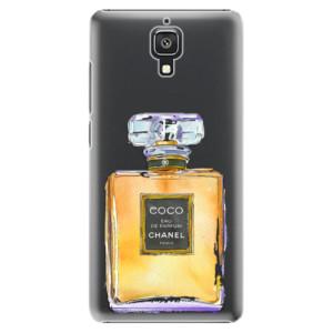 Plastové pouzdro iSaprio Chanel Gold na mobil Xiaomi Mi4