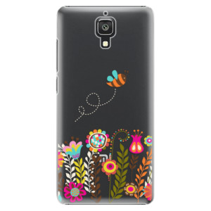 Plastové pouzdro iSaprio Bee 01 na mobil Xiaomi Mi4
