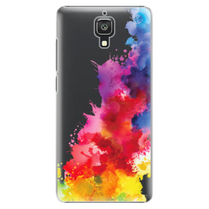 Plastové pouzdro iSaprio Color Splash 01 na mobil Xiaomi Mi4