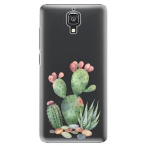 Plastové pouzdro iSaprio Cacti 01 na mobil Xiaomi Mi4