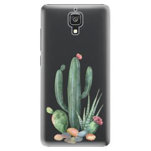 Plastové pouzdro iSaprio Cacti 02 na mobil Xiaomi Mi4
