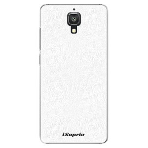 Plastové pouzdro iSaprio 4Pure bílé na mobil Xiaomi Mi4