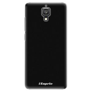 Plastové pouzdro iSaprio 4Pure černé na mobil Xiaomi Mi4