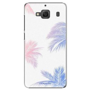 Plastové pouzdro iSaprio Digital Palms 10 na mobil Xiaomi Redmi 2