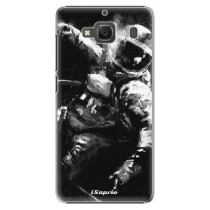 Plastové pouzdro iSaprio Astronaut 02 na mobil Xiaomi Redmi 2