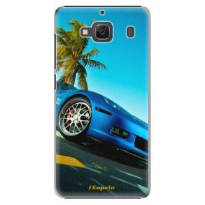 Plastové pouzdro iSaprio Car 10 na mobil Xiaomi Redmi 2