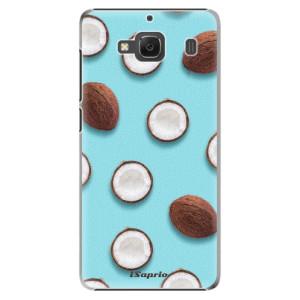 Plastové pouzdro iSaprio Coconut 01 na mobil Xiaomi Redmi 2