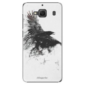 Plastové pouzdro iSaprio Dark Bird 01 na mobil Xiaomi Redmi 2
