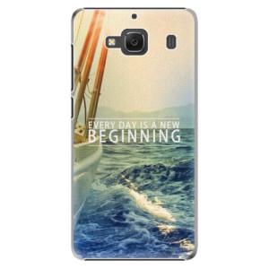 Plastové pouzdro iSaprio Beginning na mobil Xiaomi Redmi 2