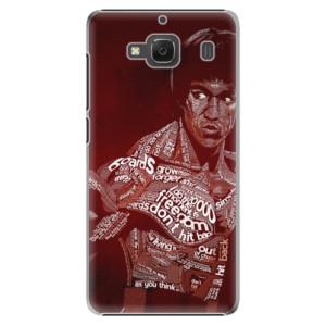 Plastové pouzdro iSaprio Bruce Lee na mobil Xiaomi Redmi 2