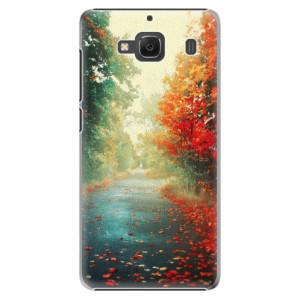 Plastové pouzdro iSaprio Autumn 03 na mobil Xiaomi Redmi 2