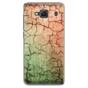 Plastové pouzdro iSaprio Cracked Wall 01 na mobil Xiaomi Redmi 2
