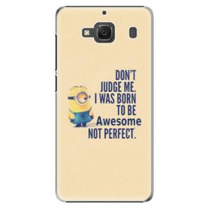 Plastové pouzdro iSaprio Be Awesome na mobil Xiaomi Redmi 2