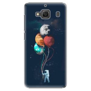 Plastové pouzdro iSaprio Balloons 02 na mobil Xiaomi Redmi 2