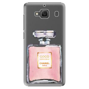 Plastové pouzdro iSaprio Chanel Rose na mobil Xiaomi Redmi 2