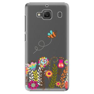 Plastové pouzdro iSaprio Bee 01 na mobil Xiaomi Redmi 2