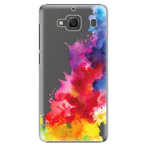 Plastové pouzdro iSaprio Color Splash 01 na mobil Xiaomi Redmi 2