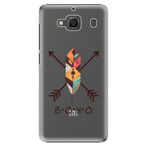 Plastové pouzdro iSaprio BOHO na mobil Xiaomi Redmi 2