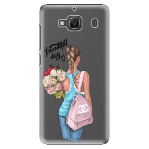 Plastové pouzdro iSaprio Beautiful Day na mobil Xiaomi Redmi 2
