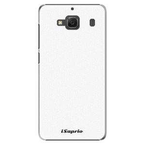 Plastové pouzdro iSaprio 4Pure bílé na mobil Xiaomi Redmi 2