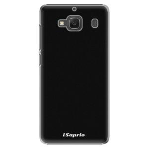 Plastové pouzdro iSaprio 4Pure černé na mobil Xiaomi Redmi 2