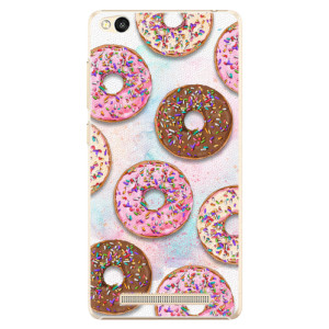 Plastové pouzdro iSaprio Donuts 11 na mobil Xiaomi Redmi 3