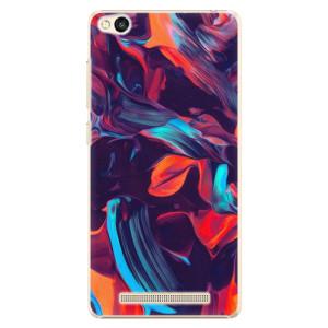 Plastové pouzdro iSaprio Color Marble 19 na mobil Xiaomi Redmi 3