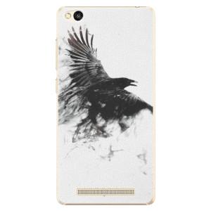 Plastové pouzdro iSaprio Dark Bird 01 na mobil Xiaomi Redmi 3