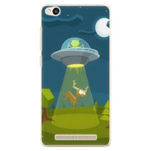 Plastové pouzdro iSaprio Alien 01 na mobil Xiaomi Redmi 3