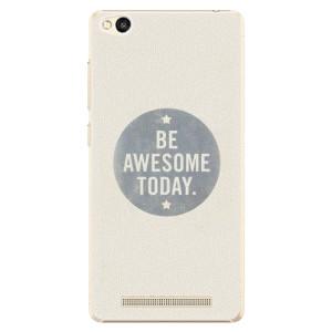 Plastové pouzdro iSaprio Awesome 02 na mobil Xiaomi Redmi 3