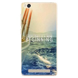 Plastové pouzdro iSaprio Beginning na mobil Xiaomi Redmi 3