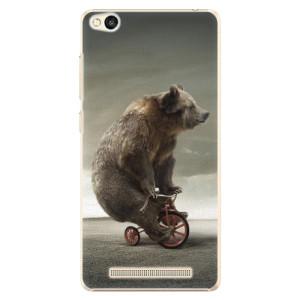 Plastové pouzdro iSaprio Bear 01 na mobil Xiaomi Redmi 3