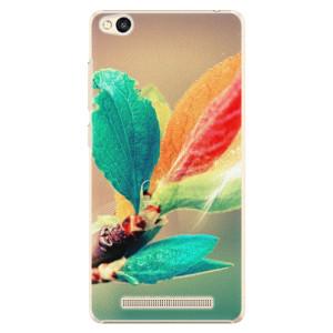 Plastové pouzdro iSaprio Autumn 02 na mobil Xiaomi Redmi 3