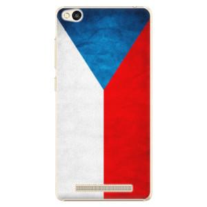 Plastové pouzdro iSaprio Czech Flag na mobil Xiaomi Redmi 3